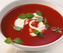 tomatencremesuppe bei rene