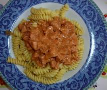 tomatensauce mit fleischwurst