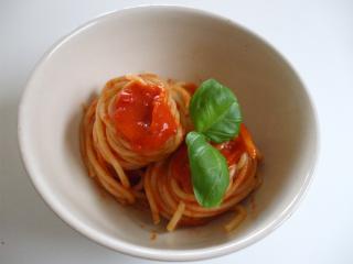 tomatensauce mit paprika