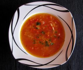 tomatensuppe mit reis — rezepte suchen