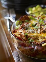 tortilla lasagne