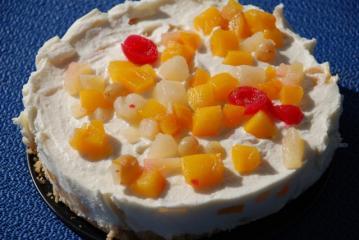 tutti frutti torte
