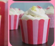 vanilla cupcakes mit weißer schokolade amp kokos