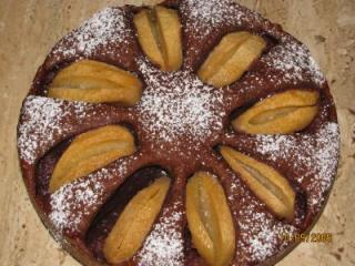 vanille apfel holundersaftkuchen fettarm ohne ei und ohne zucker