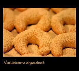 vanillekipferl schnelle version