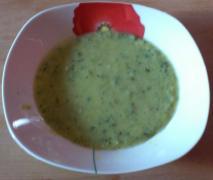 variation tomatencremesuppe