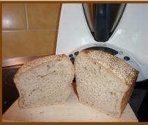 variation von bäcker brot in 5 minuten variation