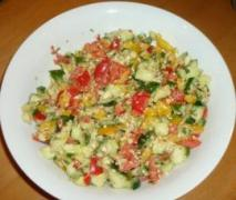 variation von paprika salat rezept des tages 09