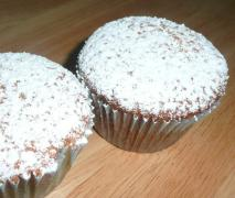 variation von schnelle joghurt muffins mit banane