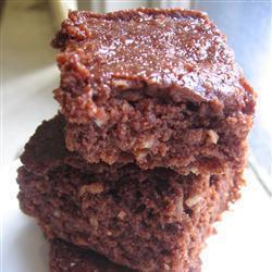vegane brownies mit chai
