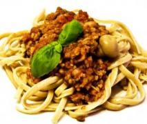 vegetarische bolognese sauce ww geeignet