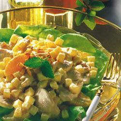 waldorf astoria salat
