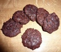 weiche schoko cookies