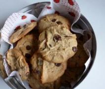 weiche schoko erdnuss cookies nach jo wheatley