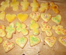 weihnachtsplätzchen butterplätzchen