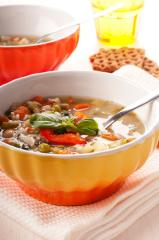 winter minestrone für diabetiker