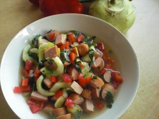 wurstsuppe low carb rezept
