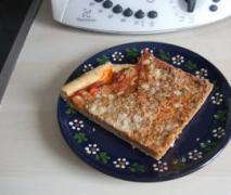 würzige pizza einmal anders
