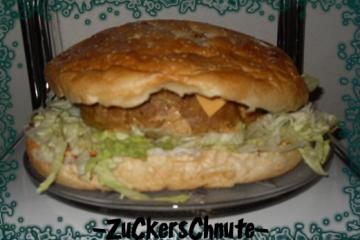 xxl hamburger cheeseburger