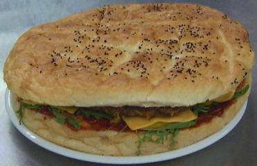 xxl hamburger