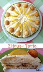 zitrus amaretto torte