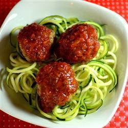 zucchini nudeln mit wenig kohlenhydraten