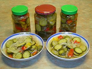 zucchini süßsauer