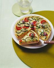zucchini tarte