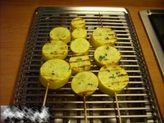 zucchini vom grill
