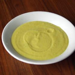zucchinisuppe mit zitrone