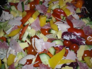 zupfsalat resteverwertung