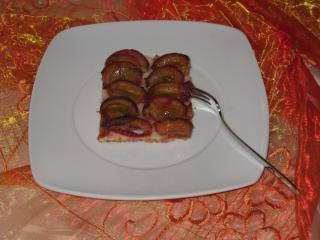 zwetschgenkuchen auf quarkölteig