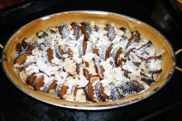 zwetschgenkuchen mit gewürznelken