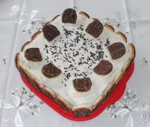 zwieback kuchen mit rhabarber amp pudding aus dem