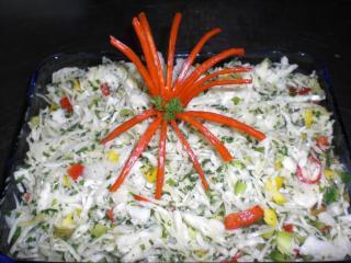 zypriotischer krautsalat
